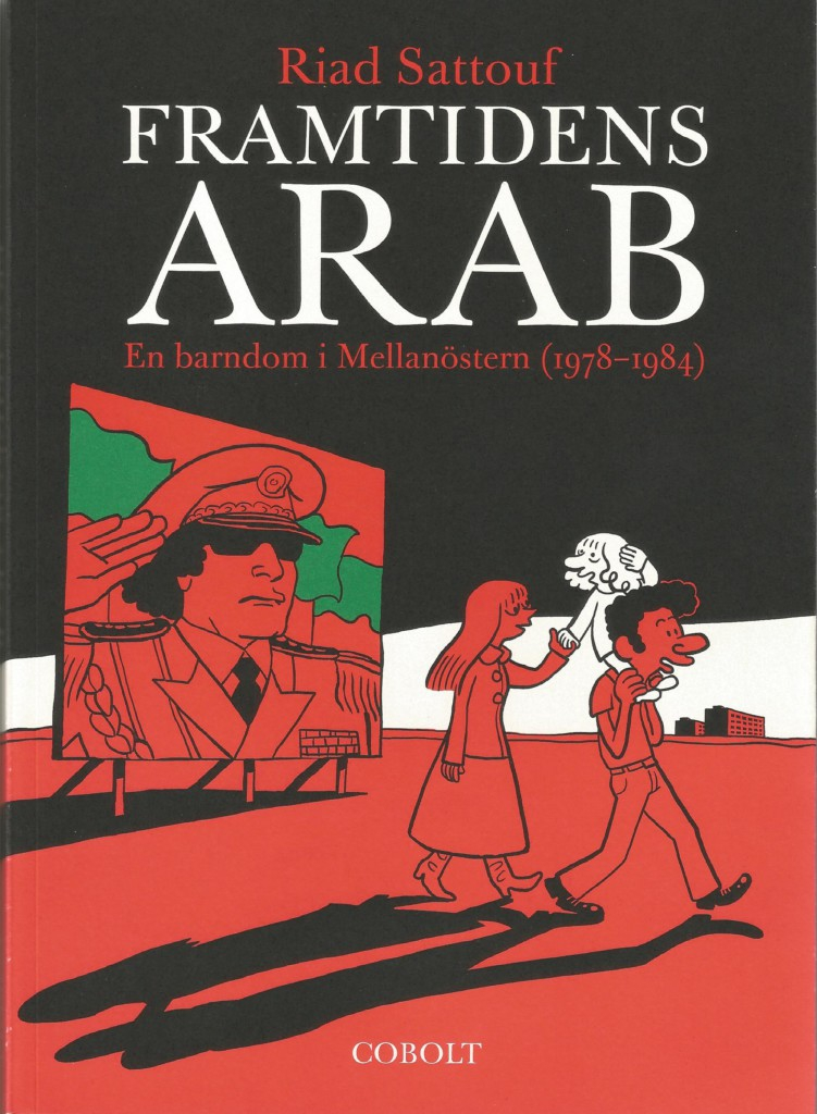 Framtidens arab av Riad Sattouf